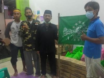 Banjir di Jakarta Utara, NU Salurkan Bantuan untuk Warga Terdampak