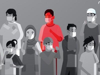 Epidemiolog Tegaskan PPKM Mikro Belum Efektif Turunkan Kasus Aktif Covid-19