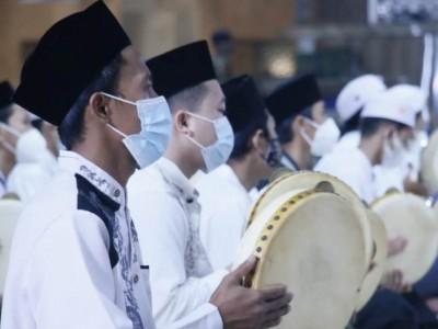 Presiden Jokowi: Harlah NU Wasilah Kukuhkan Persaudaraan sebagai Modal Bangsa Indonesia