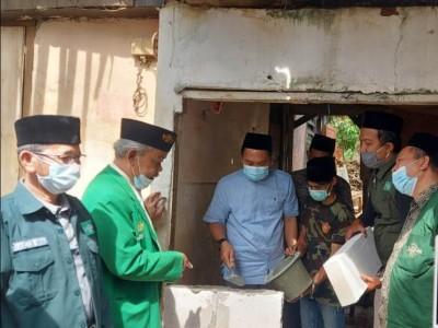 PWNU DKI Jakarta Kembali Bedah Rumah Warga