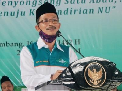 Cabang BMTNU Se-Jombang Berdiri, Aset 100 Miliar Harus Terwujud Tahun Depan