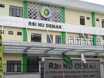 Gedung Baru RSINU Demak Diberi Nama 'KHM Hasyim Asy'ari'