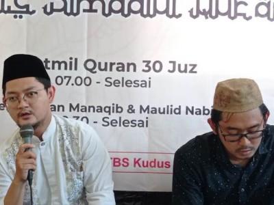 Doakan Bangsa, Alumni TBS Kudus di Jakarta Gelar Majelis Qur'an