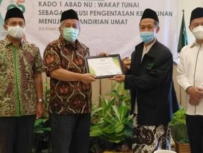 Ketua PBNU Dorong Kemandirian Masyarakat Indonesia