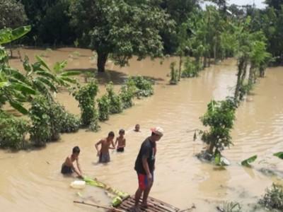 Antisipasi Banjir, LPBINU Lumajang Imbau Pemerintah Edukasi Masyarakat