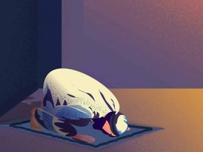 Kiat dan Doa Shalat Khusyuk
