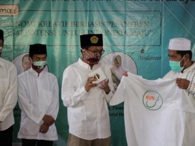 Ikhtiar Pesantren Nurul Huda Surabaya Kembangkan Kewirausahaan