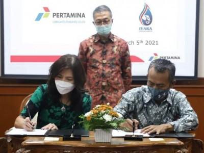 Tingkatkan Pertumbuhan Pelumas Retail, Lubricants Thailand Gandeng Iyara Energy Group