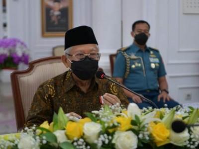 Wapres Harapkan Lembaga Keuangan Syariah Lebih Kompetitif