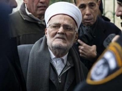 Imam Masjid Al-Aqsa Syekh Ekrima Sabri Dibebaskan Usai Ditangkap Israel Beberapa Jam