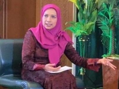 Shahnaz Haque Ngaji ke Kiai NU tentang Kehidupan Setelah Mati