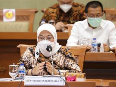 Kemnaker Dorong Calon Pekerja Migran Dapat Kuota Kartu Prakerja 2021