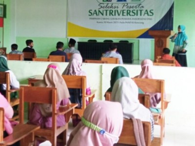 Bimbing Santri Masuk Perguruan Tinggi, Ansor Kencong Dirikan Santriversitas