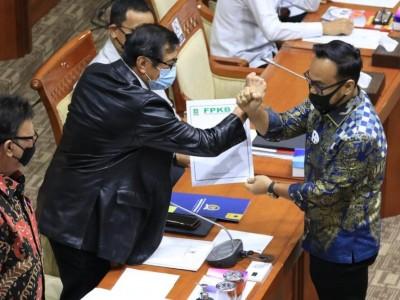 Anggota Komisi III DPR Dukung RKUHP dan RUU Pemasyarakatan Masuk Prolegnas 2021