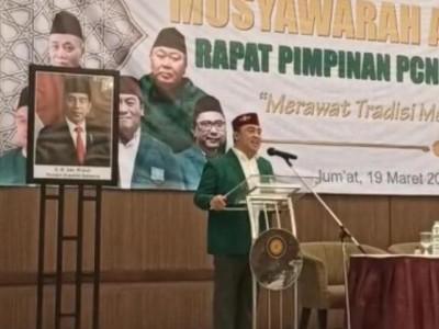 Evaluasi Program, PCNU Jakpus Gelar Rapimcab dan Musyawarah Alim Ulama