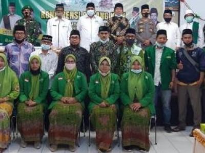 Yoni Hendra dan Pebriyaldi Terpilih Menjadi Rais dan Ketua NU Sijunjung Sumatera Barat