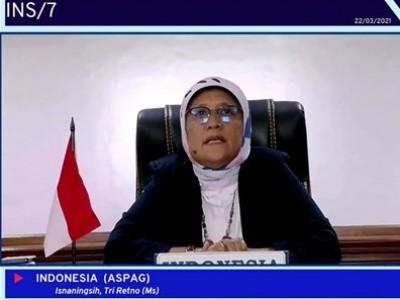 Indonesia Dorong Dialog Sosial dan Tripartisme Masuk Program Pembangunan PBB