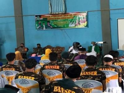 Pemuda Ansor Hulu Sungai Selatan Kalsel Gelar Diklatsar Banser