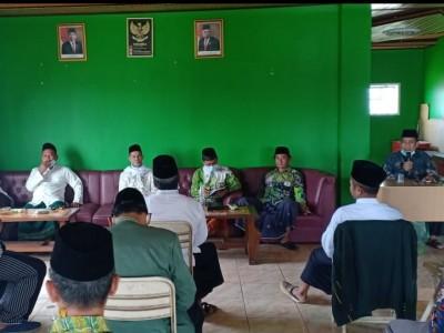 Gelar Silaturahim, NU Lampung Tengah Konsolidasi Organisasi dan Sukseskan Kartanu