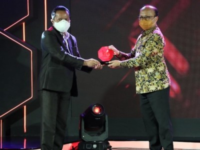 Kemnaker Raih 'Merdeka Award' lewat Program Mang Covid