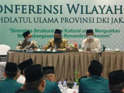Pemilihan Ketua Tanfidziyah PWNU DKI Diserahkan ke PBNU
