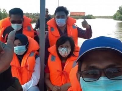 Inovatif, Kader Penggerak NU Gagas Eduwisata Garam Madura