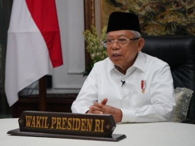 Terorisme Ganggu Kedamaian, Wapres Jelaskan 4 Bingkai untuk Jaga Kerukunan