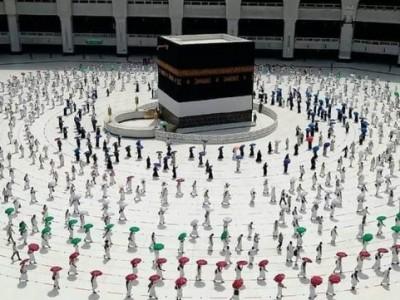 Umrah Dibuka Kembali dengan Penambahan Kapasitas Selama Ramadhan