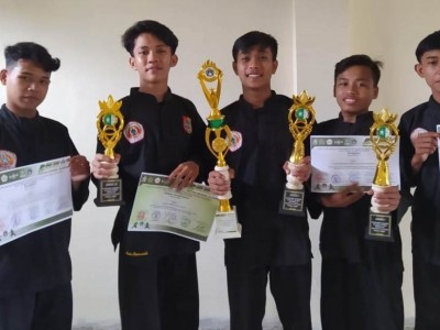 Padepokan Pagar Nusa Jember Raih 16 Medali