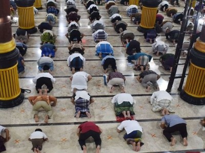 Panduan Ibadah Ramadhan dari Kemenag Hanya untuk Zona Kuning dan Hijau