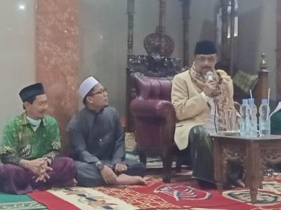 Tarhib Ramadhan LTMNU Bogor, Kiai Manarul Ingatkan Umat Islam Jangan Sombong