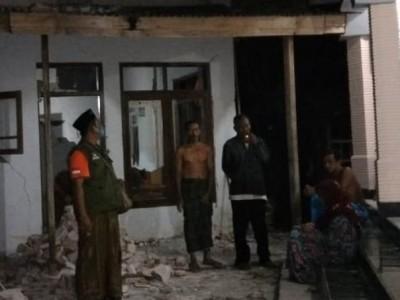 Gempa Malang Berdampak di Lumajang, LPBINU Turunkan Relawan