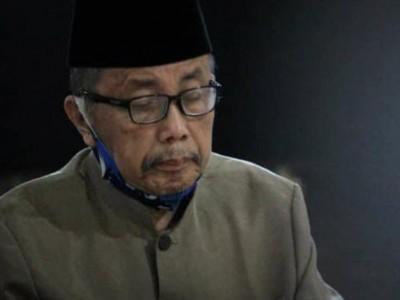 Innalillahi, Masyayikh Madrasah TBS Kudus KH Musthafa Imron Wafat