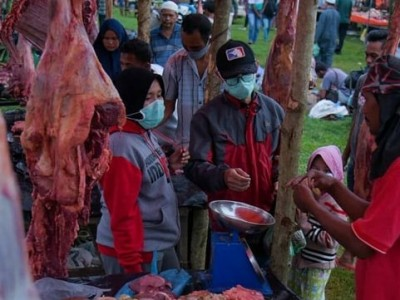 Meugang, Tradisi Berbagi Daging Jelang Ramadhan dan Hari Raya di Aceh