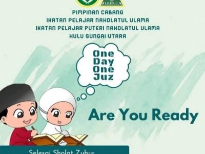 IPNU-IPPNU Hulu Sungai Utara Isi Ramadhan dengan Tadarus Online