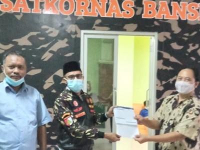 Warga Lintas Agama Bantu Bencana NTT Melalui PP GP Ansor