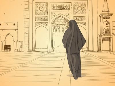Ketika Abu Hanifah Menjawab Persoalan Haid dengan Buah Apel