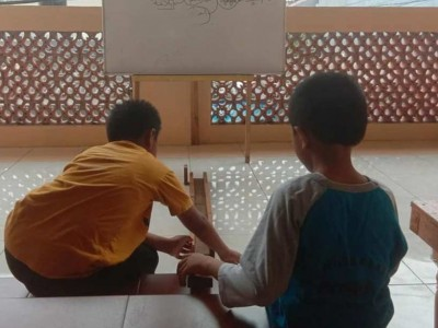 YKM NU Ajak Anak Panti Asuhan dan Pesantren Temukan Ikigai