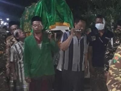 Innalillahi, Banser Jombang Ini Wafat Usai Jadi Imam Shalat Tarawih