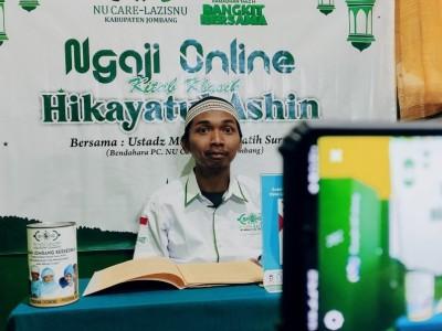 PCNU Jombang Jadikan Sebagian Kantor NU Pusat Ngaji Nahdliyin