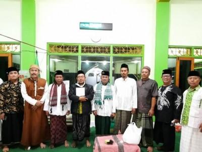 Keliling Masjid, LDNU di Banyuwangi Kader Dai Milenial