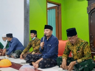 Pesan Safari Ramadhan PCNU Banyuwangi di Karangrejo