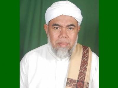 Rais NU Kaltim KH Fahruddin Wafat Dimakamkan di Komplek Islamic Center Samarinda