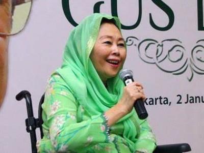 Nyai Sinta Nuriyah Promosikan Nilai-nilai Keindonesiaan Lewat Sahur Keliling
