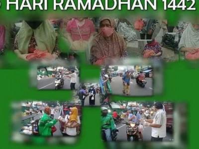 Bersama NU Care, LD PBNU Target Bagikan 14.042 Takjil Selama Ramadhan