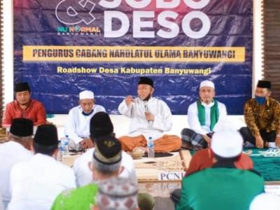 Sobo Deso, Program NU Banyuwangi yang Diapresiasi PBNU