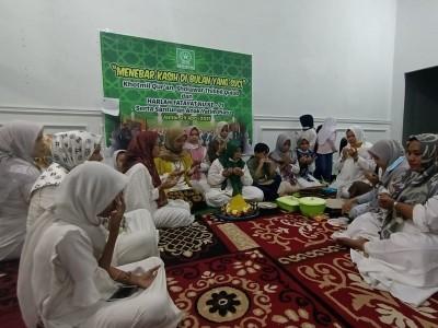 71 Ribu Shalawat Tandai Peringati Harlah Ke-71 Fatayat NU di Jambi