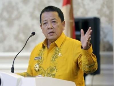 Kepala Daerah di Lampung Imbau Masyarakat Shalat Id di Rumah