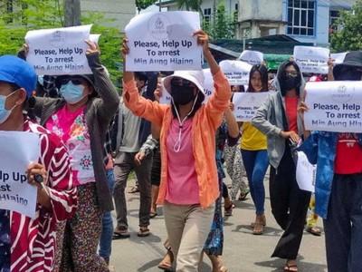 Aktivis Pro-Demokrasi Myanmar Kritik Hasil KTT ASEAN di Jakarta
