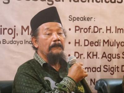 Dekan Islam Nusantara Unusia: KH Agus Sunyoto Sejarawan Pelawan Arus